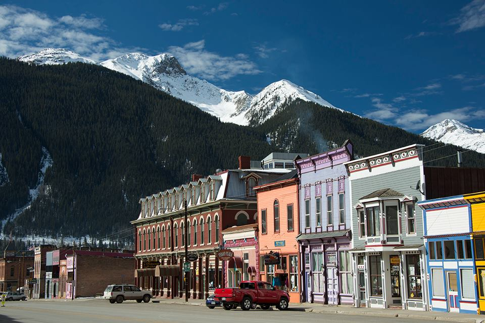 Silverton, Colorado Courtesy of Casey Carroll